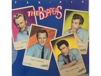 LP LP Boppers Fan-Pix - Orsa - LP LP Boppers Fan-Pix - Orsa