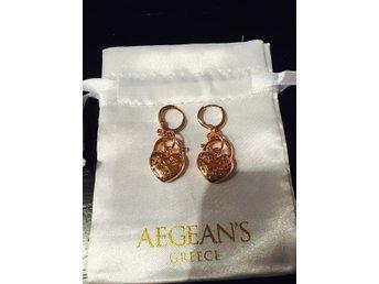 Örhängen AEGEANS GREECE - Samples SALES - Danderyd - Örhängen AEGEAN'S GREECE - Samples SALES - Danderyd