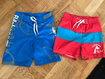 billabong shorts stl 6 år califonia shorts 122/128 - fint skick - Sölvesborg - billabong shorts stl 6 år califonia shorts 122/128 - fint skick - Sölvesborg