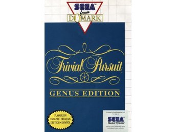 Trivial Pursuit: Genus Edition (Komplett) (Beg)