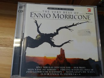 The Very Best Of - Ennio Morricone, 2xCD