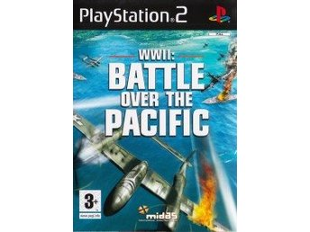 PS2 - WWII : Battle over the Pacific (Beg)