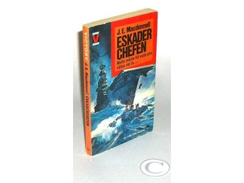 James Edmond Macdonnell  : Eskaderchefen Victory 154