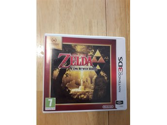 Zelda A Link Between Worlds - Nintendo 3DS, N3DS