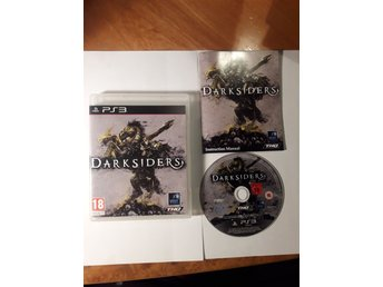 Darksiders PS3 PlayStation Komplett