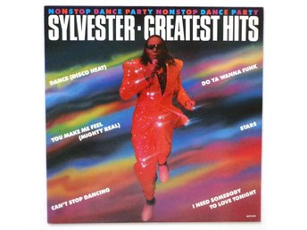 Sylvester - Greatest Hits 1983 LP