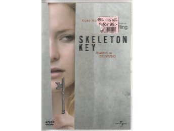 Skeleton Key - The Skeleton Key (Kate Hudson) 2005 - DVD NY