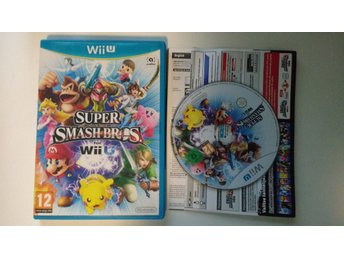 Nintendo Wii U: Super Smash Bros