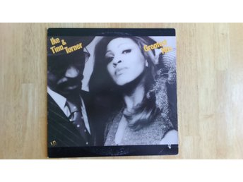 Ike & Tina Turner - Greatest Hits (LP)