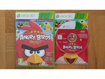 Xbox 360: Angry Birds Trilogy