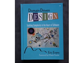 Klassikern Domain-Driven Design av Eric Evans