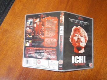 ICHI THE KILLER (2001) Takashi Miike DVD Cine Asia Extreme UK 2009