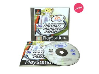The F.A. Premier League Football Manager 2000 (EUR / PS1)