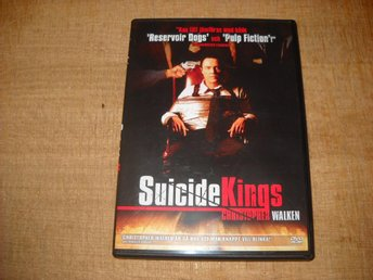 "Suicide Kings ""Christpher Walken"""