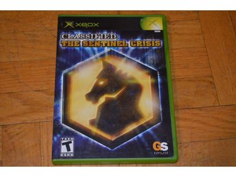 Classified The Sentinel Crisis Xbox
