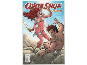 Queen Sonja # 19 Cover B NM Ny Import REA!