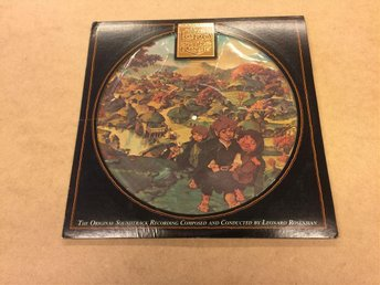 J.R.R. Tolkien The Lord Of The Rings  Rare Pic. disc / Bild 2-LP  1978 !!!!!