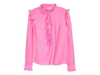 H&M trend rosa volangblus stl 44 NY