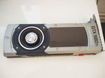 GeForce GTX 980 Ti 6GB - Täby - GeForce GTX 980 Ti 6GB - Täby