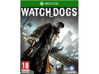 Watch Dogs Xbox One Fyndvara - Malmö - Watch Dogs Xbox One Fyndvara - Malmö