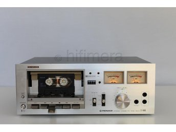 PIONEER CT-F4040 STEREO CASSETTE TAPE DECK