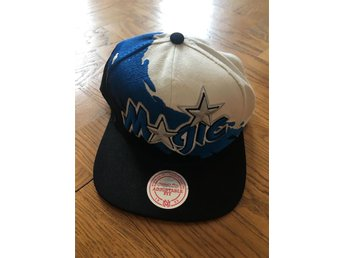 Orlando Magic NBA Snapback Keps Mitchell & Ness M&N