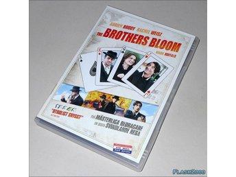 The Brothers Bloom - DVD med svensk text - Helsingborg - The Brothers Bloom - DVD med svensk text - Helsingborg