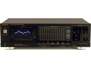Technics SH-8066 - Top of the line Equalizer - Solna - Technics SH-8066 - Top of the line Equalizer - Solna