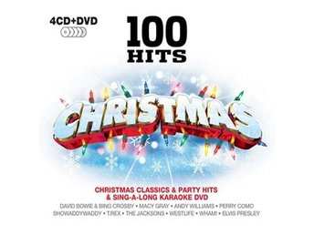 100 Hits - Christmas (4 CD DVD) - Nossebro - 100 Hits - Christmas (4 CD DVD) - Nossebro