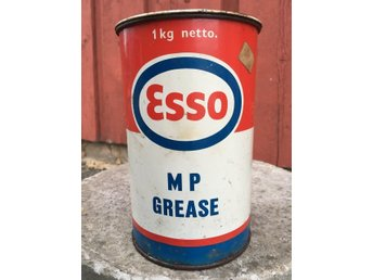 Esso MP Grease olje-burk