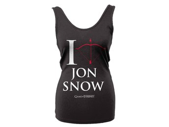 GAME OF THRONES I LOVE JON SNOW T-Shirt - Small