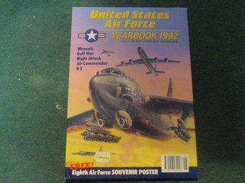 United States Air Force Yearbook 1992
