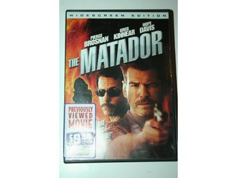 The Matador - (Region 1 - NTSC DVD)