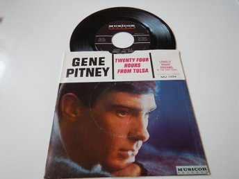 Gene Pitney - Twenty four hour from Tulsa --US orginal !!!