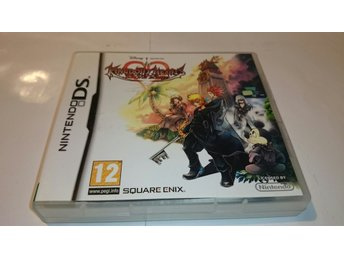 KINGDOM HEARTS 358/2 DAYS  NINTENDO DS NY SKICK EUR BEGAGNAD
