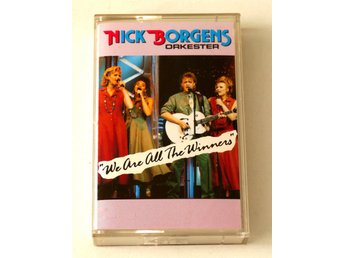 Nick Borgens orkester / We Are All The Winners kassettband 1993