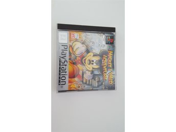 Mickeys wild adventure ps1/psone