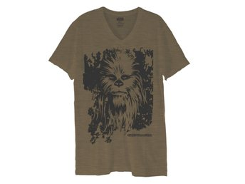 Star Wars Big Chewbacca  T-Shirt Medium