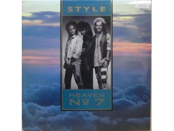 Style-Heaven No 7 / LP (Christer Sandelin/Tommy Ekman)
