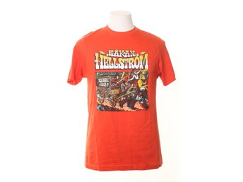 South West, T-shirt, Håkan Hellström, Strl: S, Orange