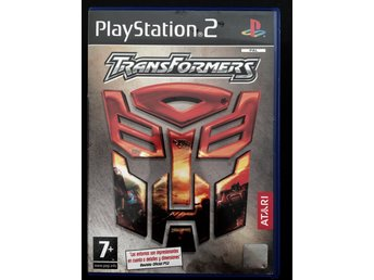 PS2 Transformers