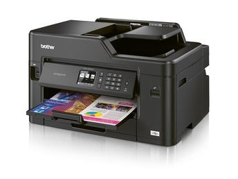 Brother MFC-J5330DW Färg- Kopiator, -Scanner, A3-Printer, Fax, WLAN, Duplex, 128