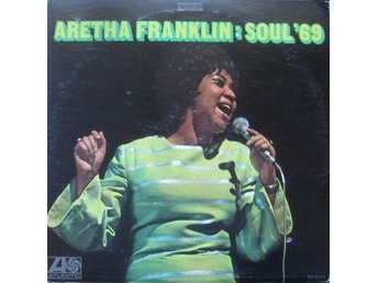 LP Aretha Franklin: Soul ´69