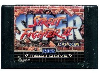 Super Street Fighter II (Beg)