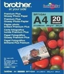 Papper Brother BP71GA4 20 ark, Glossy, A4