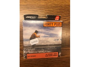 Ny Airflo Forty Plus Extreme Easy Distance WF5 Fast Intermediate
