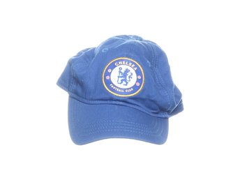 Chelsea Football Club, Keps, Strl: 52 cm, Blå