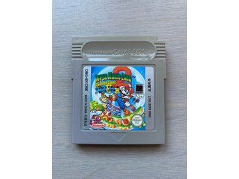 Game Boy GB: Super Mario Land 2 Kinesisk Version Ovanligt!!