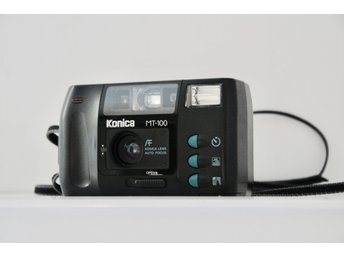 Analogkameras Minolta Af101r 35mm Kompaktkamera