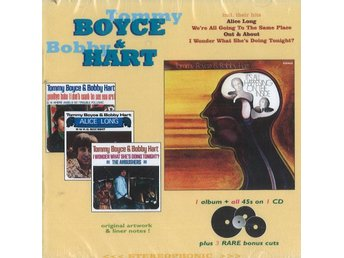 CD Tommy Boyce & Bobby Hart - The singles vol 2